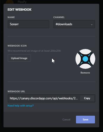 Config-webhook